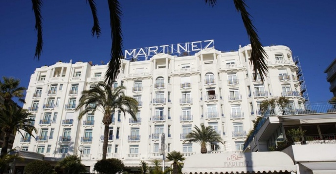 Отель Grand Hyatt Cannes Martinez 5*
