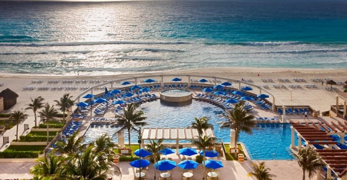 Отель CasaMagna Marriott Cancun 5*, Мексика