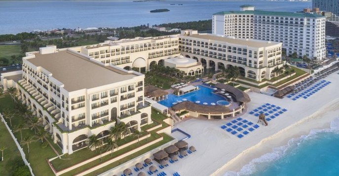 Отель CasaMagna Marriott Cancun 5*
