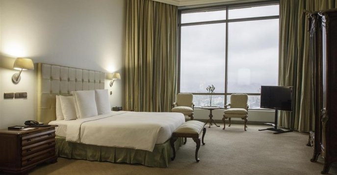 Отель Grand Hyatt Santiago 5* - Сантьяго, Чили