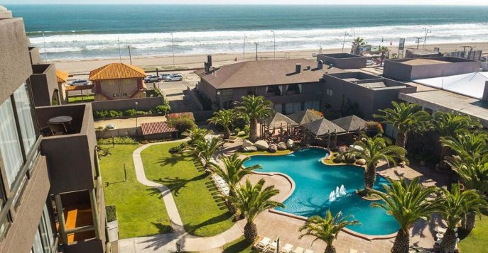 Отель La Serena Club Resort 4*, Чили
