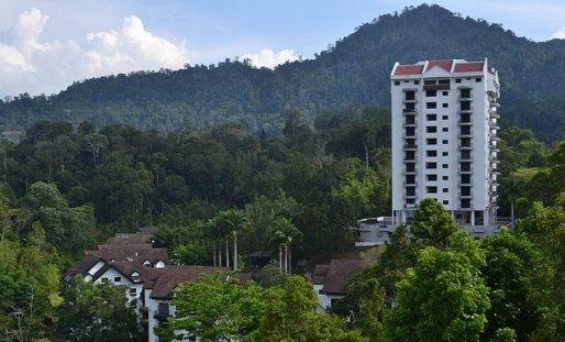Отель Genting Highlands 5*, Малайзия