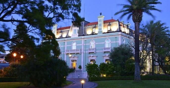 Отель Pestana Carlton Palace 5*