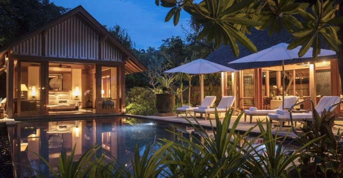 Отель The Datai Langkawii 5*