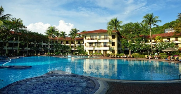 Отель Langkawi Holiday Villa 4*