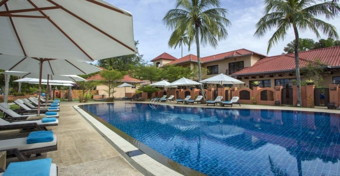 Отель Casa Del Mar Langkawi Boutique 5*