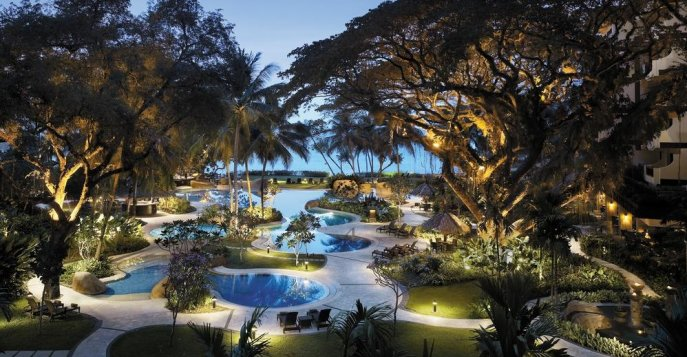 Отель Shangri-La`S Rasa Sayang Resort & Spa 5*, Малайзия