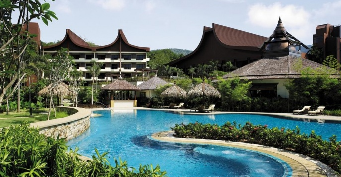 Отель Shangri-La`S Rasa Sayang Resort & Spa 5*