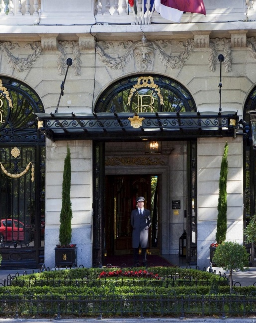 Отель Ritz Madrid, Испания