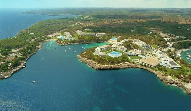 Отель Blau Porto Petro Beach Resort & Spa 5*
