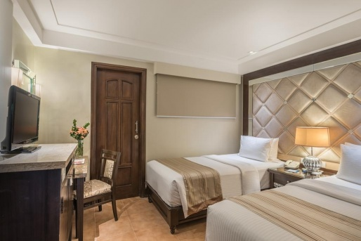 Garden Suite с бассейном отеля Boracay Regency Beach Resort 4*, Филиппины