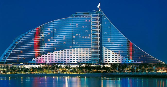 Фешенебельные отели арабских эмиратов для незабываемого проведения ...