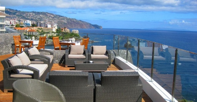 Отель Madeira Regency Cliff 4*