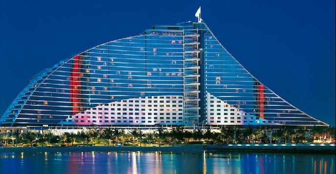 Лучшие парки развлечений в Дубае и Абу-Даби (ОАЭ)