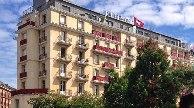 Отель Le Richemond 5*, Швейцария