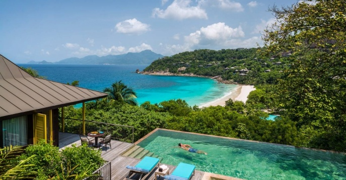 Отель Four Seasons Resort Seychelles 5*