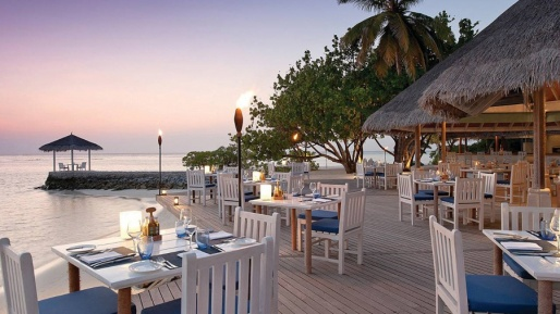 Отель Four Seasons Resort Maldives at Kuda Huraa 5*, Мальдивские острова