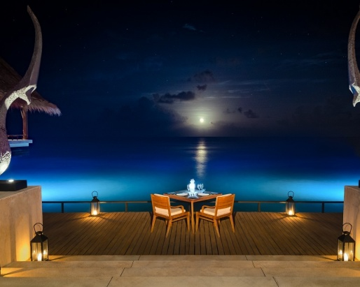 Отель One & Only Maldives at Reethi Rah 5*, Мальдивские острова