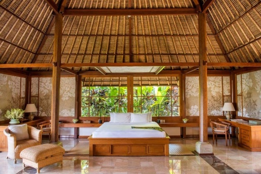 Отель Amandari Ubud boutique 5*, Индонезия