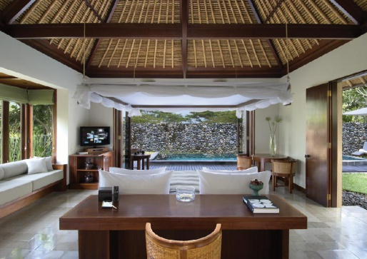 Номер отеля ALiLa Ubud boutique 5*