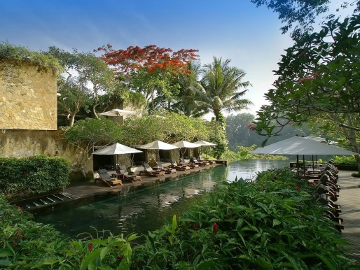 Спа в отеле Maya Ubud Resort & Spa 5*