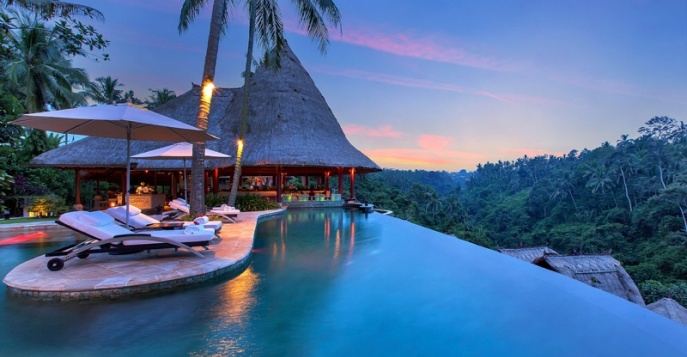 Отель The Viceroy Bali 5*