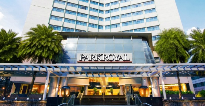 Отель Parkroyal on Kitchener Road 4*