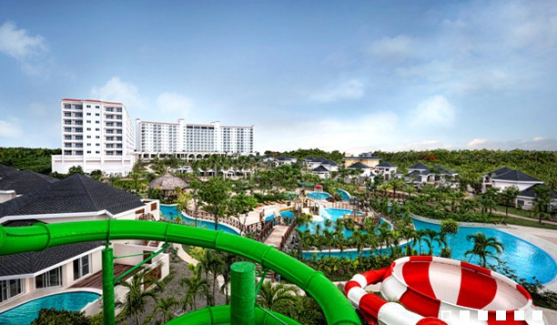 Отель Imperial Palace Waterpark Resort & Spa 5*