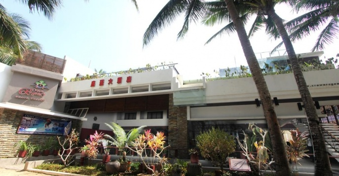 Отель Boracay Crown Regency Resort 4*