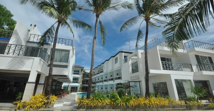 Отель Boracay Ocean Club Beach Resort 4*