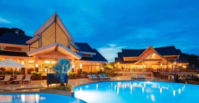 Отель Alta Vista de Boracay Resort 3*
