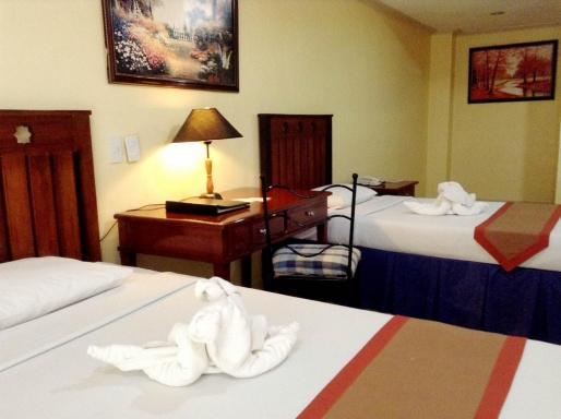 Отель Crown Regency Residences Davao 3*, Филиппины