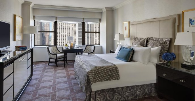 Towers Junior Suite, отель The New York Palace 5*