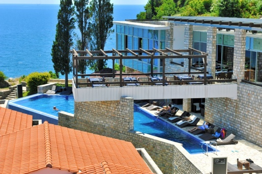Отель Аvala Resort and Villas 5*, Черногория