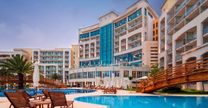 Отель Splendid Conference Resort and Spa 5*