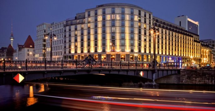 Отель Innside by Meliá Berlin 4*