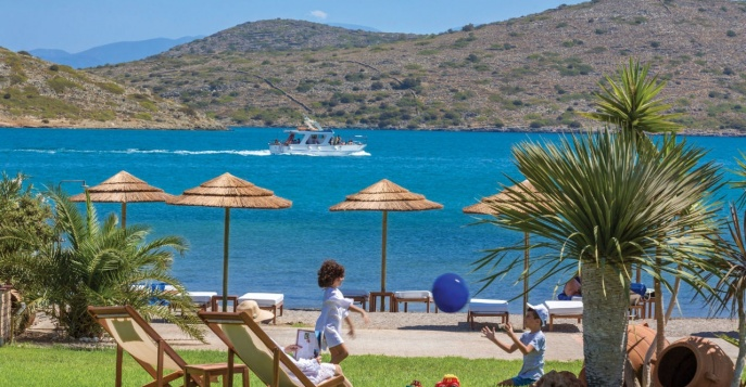Отель Elounda Beach 5*