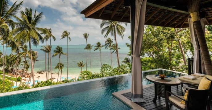 Отель Four Seasons Resort Koh Samui 5*
