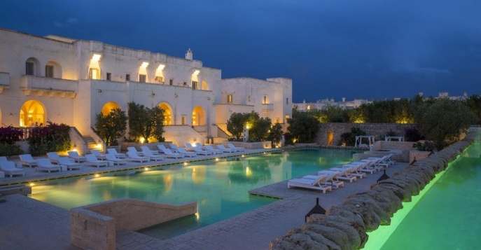 Отель Borgo Egnazia Golf and SPA Resort 5* Luxe