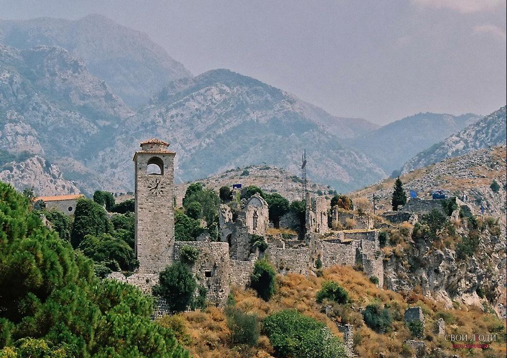 фото г бар черногория