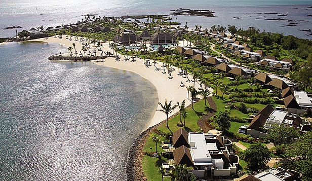 Отель Four Seasons Resort Mauritius at Anahita 5* Deluxe