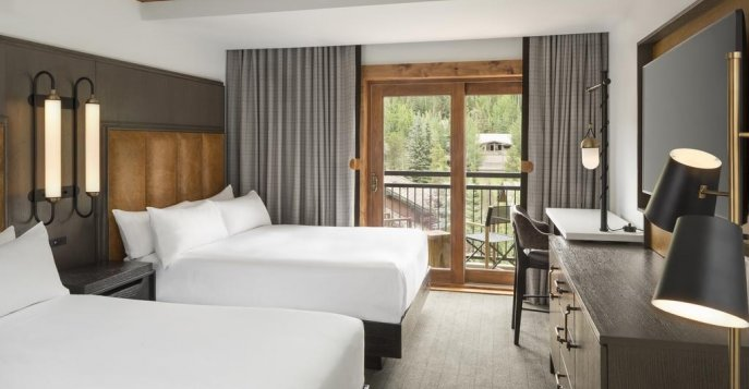 Отель Vail Marriott Mountain Resort & Spa 4*, США