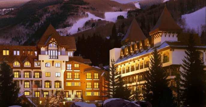 Отель Vail Marriott Mountain Resort & Spa 4*