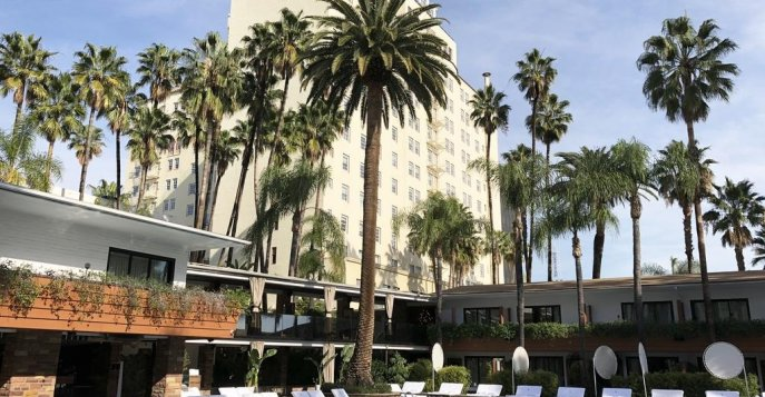 Отель Hollywood Roosevelt 4*