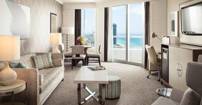 Отель Fontainebleau Miami Beach 5* Deluxe, США
