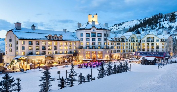 Отель Park Hyatt Beaver Creek Resort & Spa 5*