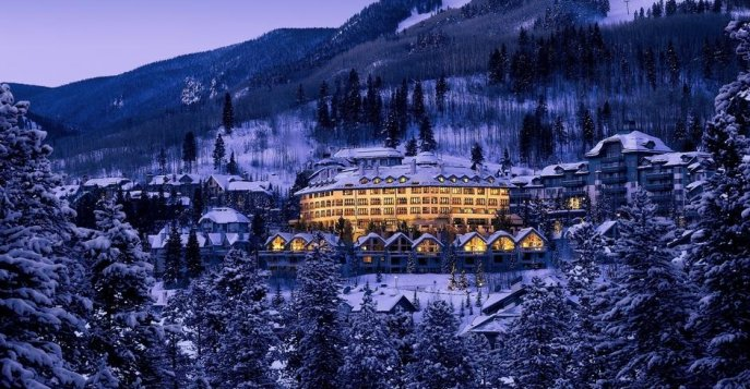 Отель The Pines Lodge, A Rock Resort 5*