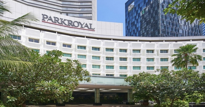 Отель Parkroyal on Beach Road 4*