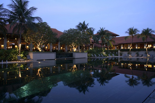 Отель The Sentosa Resort & Spa 5*