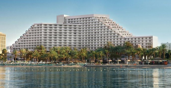 Отель Isrotel Royal Beach 5* Deluxe, Израиль